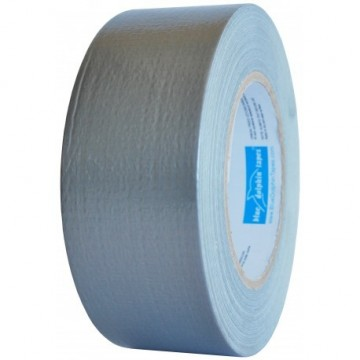 Duct Tape Multi-Purpose - 50 meterx48mm standard lerretstape, 160 my