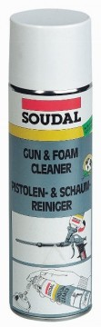 Gun & Foam Cleaner Scan 500ml